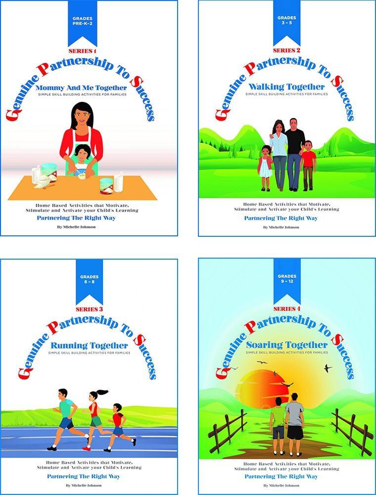 Genuine Steps to Success - Book Bundle
