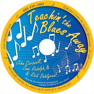 Teachin' The Blues Away (CD music)