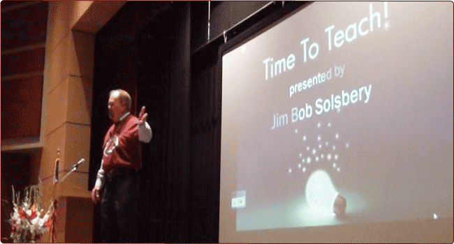 Jim Bob Solsbery