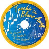 Teachin' the Blues Away CD