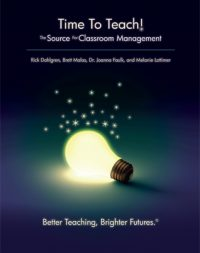 Classroom Management Training Resource Manual (book)